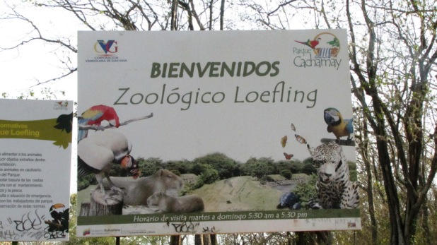 Foto: Zoologico Loefling / ligdideviaje.com