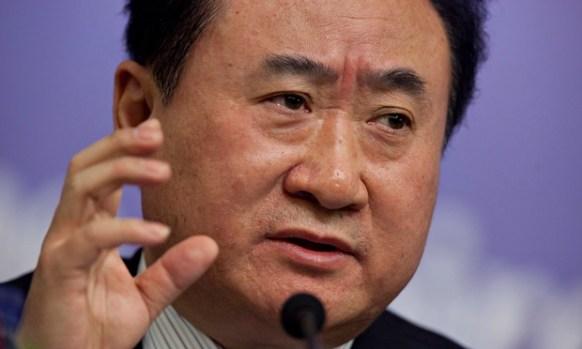 Foto: Wang Jianlin / theguardian.com