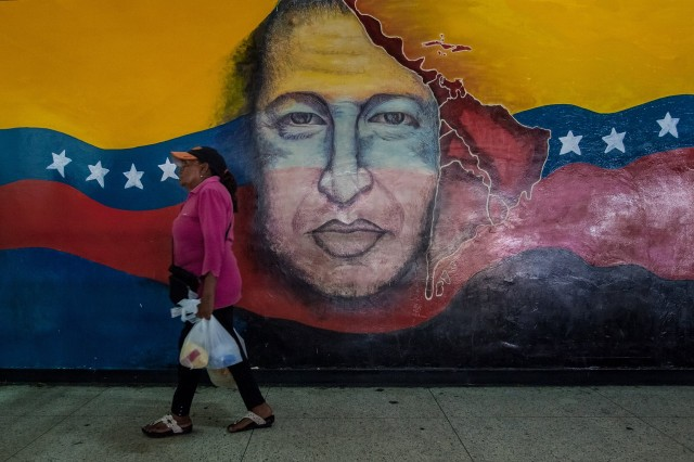 PHOTO: MIGUEL GUTIÉRREZ FOR THE WALL STREET JOURNAL