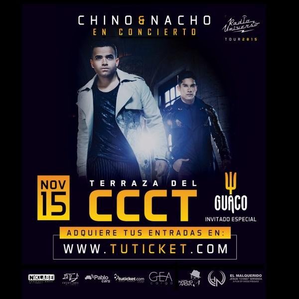 Chinoy-Nacho - Concierto
