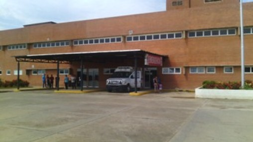 Foto: Sala de emergencias del hospital Willian Lara del municipio Pedro Zaraza / Diariolaantena.com