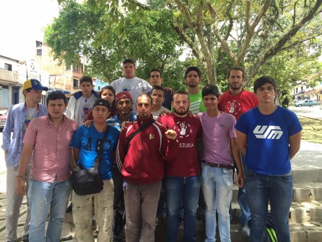 Foto: Prensa Mov. Estudiantil