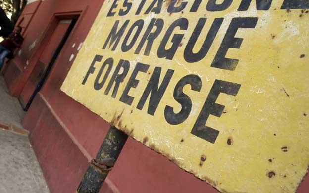 Maracaibo,Venezuela,05/03/2015. Espacios de la Morgue Forense en la Facultad de Medicina de LUZ.