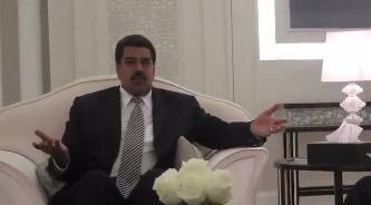 Maduro-Qatar