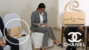 Red Fashion: La cartera Chanel de 6.250 dólares que Delcy lució en Jamaica (fotos)