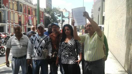 Foto:  Frente Nacional de Trabajadores No Dependientes / Nota de prensa
