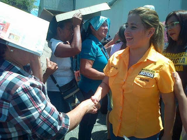 Foto: Prensa Milagros Paz