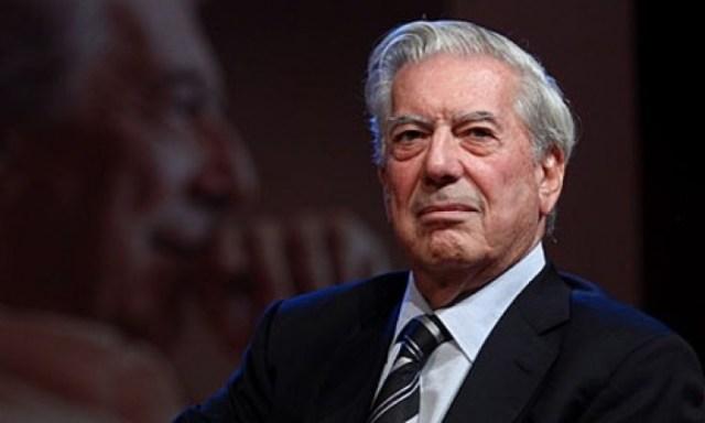 Foto: Vargas Llosa Archivo