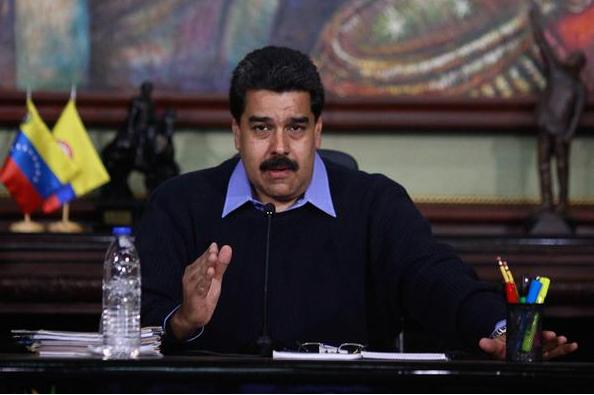 Foto cortesía Prensa Miraflores