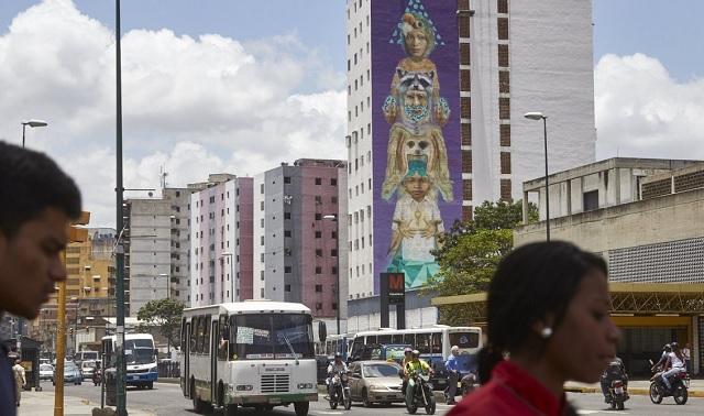 San Martin, Caracas. Crónica.Uno/Cristian Hernández