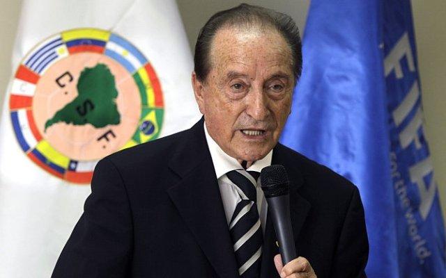 FIFA Eugenio Figueredo