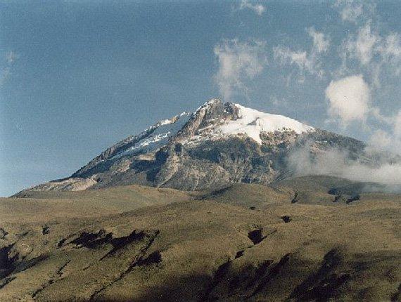 Volcan-Nevado-del-Ruiz-