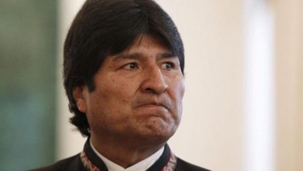 Evo Morales / Foto: Archivo