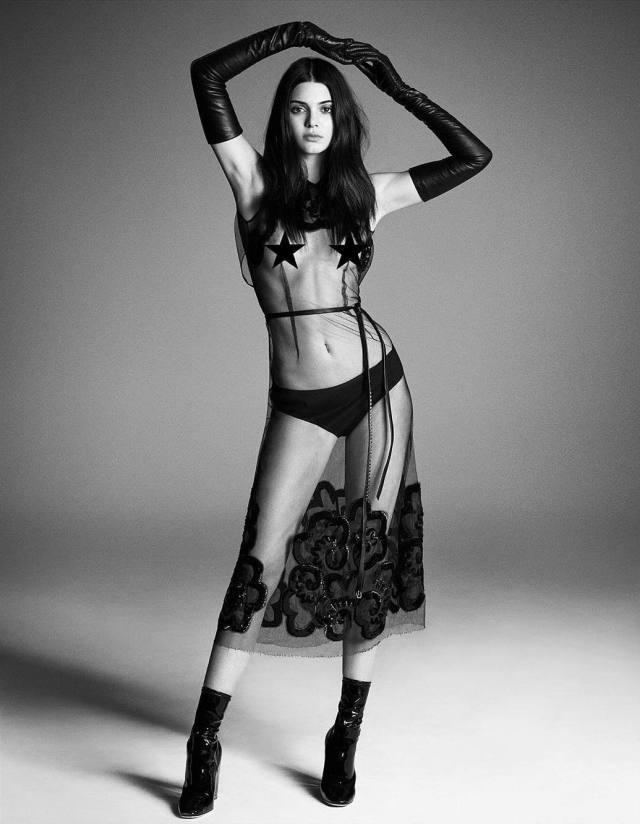 Kendall Jenner-Vogue Japan 11.2015