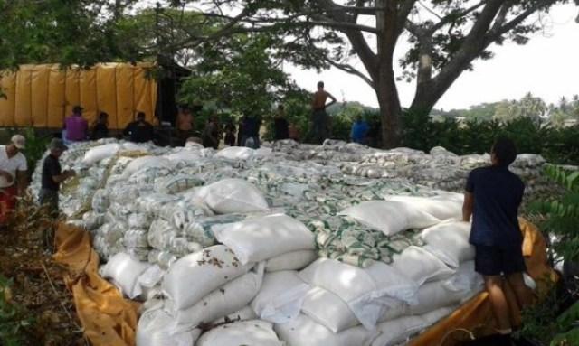 arroz contrabando