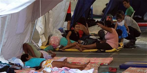 La crisis fronteriza comenzó el pasado 19 de agosto, cuando Maduro ordenó cerrar la frontera / EFE