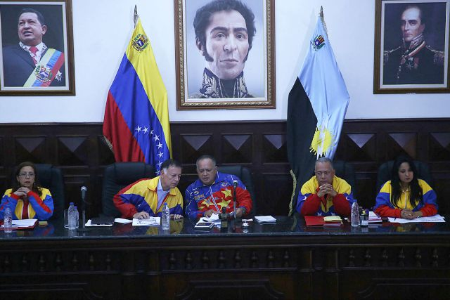 Sesión extraordinaria celebrada en el Consejo Legislativo del Zulia / Foto: Wiston Bravo/ Prensa AN