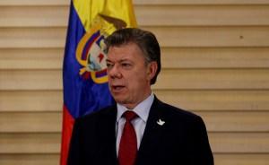 """Santos dijo a Maduro en su reunión que """"rompió las reglas del juego"""""""