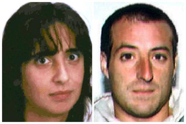 Las Fuerzas de Seguridad han detenido en Francia a dos de los presuntos jefes de ETA, David Pla,d., e Iratxe Sorzábal, en una operación de la policía francesa en colaboración con la Guardia Civil, han informado a Efe fuentes de la lucha antiterrorista. EFE/ARCHIVO