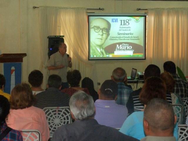 Toro Hardi asegura que la economía nacional ya no debe tener el petróleo como fuente principal de ingreso
