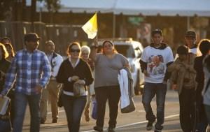 Papa Francisco movilizó a miles de católicos hispanos en Washington