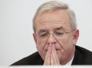 Presidente ejecutivo de Volkswagen enfrenta interrogatorio