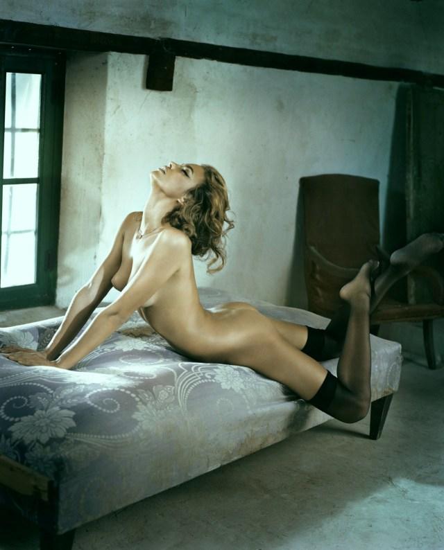 Irina Shayk - Vincent Peters GQ Spain (7)
