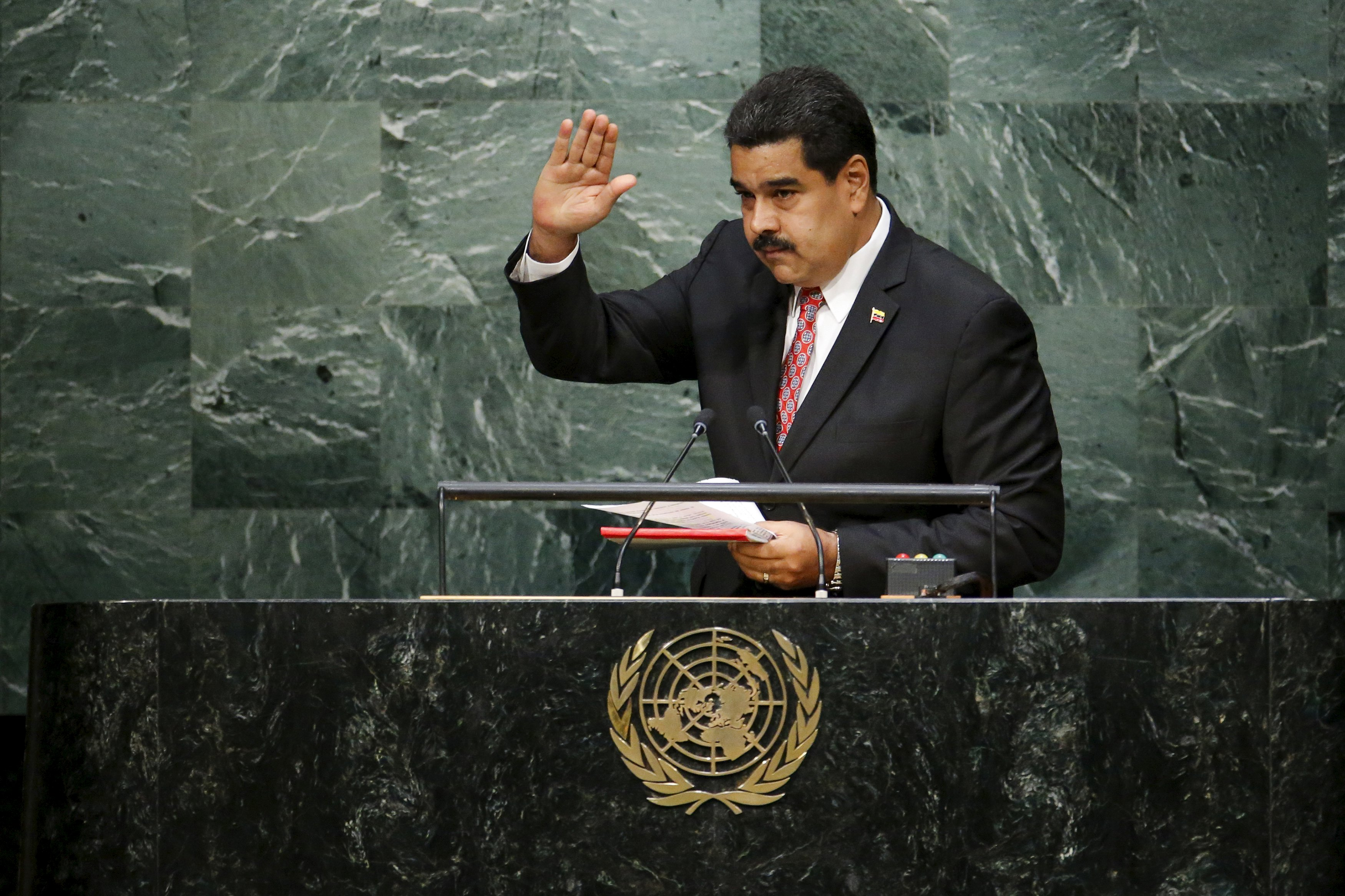 Reunión en la ONU| Maduro dijo estar dispuesto a dialogar con Trump
