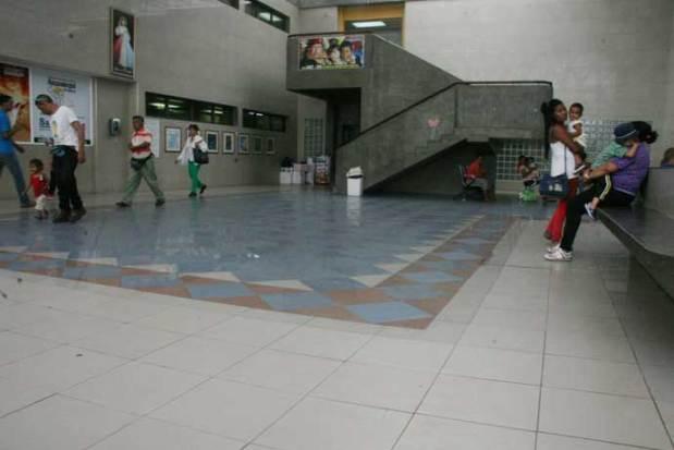 Foto: El hospital de niños Rafael Tobías Guevara / elnorte.com.ve