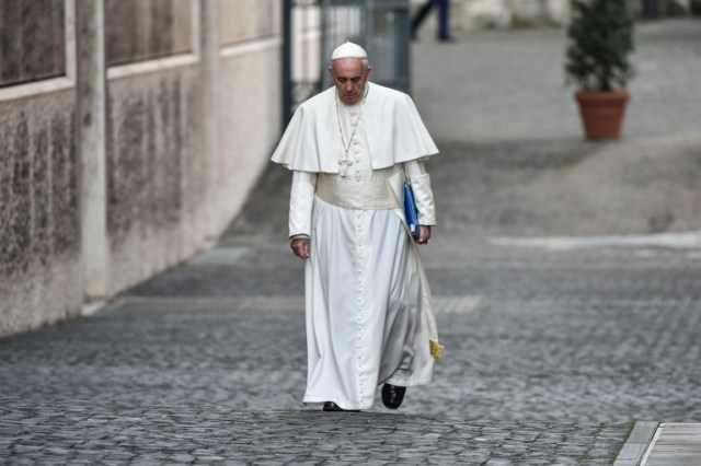 VATICAN-RELIGION-POPE-SYNOD