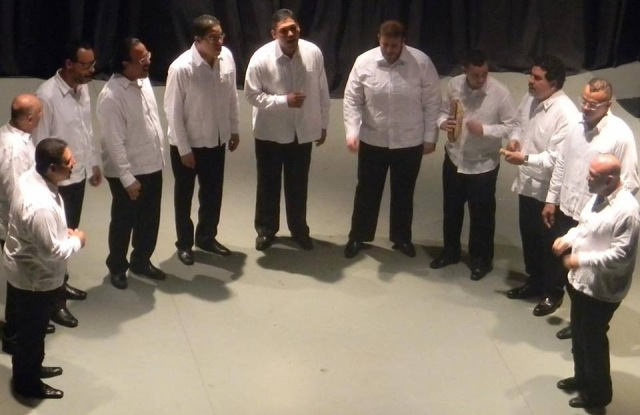 El Ensamble Vocal Homines Urbi (1)