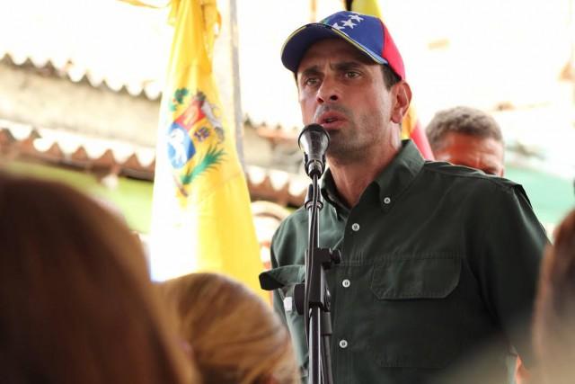 Foto: Prensa Miranda / Carlos Chacón