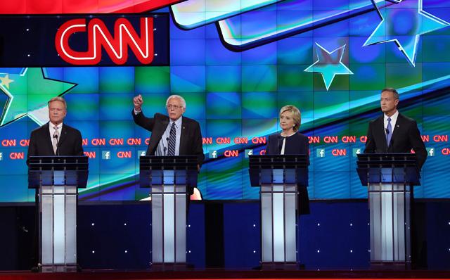 Debate-democrata