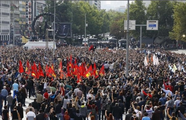 atentado de Ankara