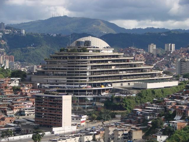 Sede del Sebin en El Helicoide / Foto Archivo