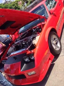 Los Muscle Cars tronaron en Prados del Este (FOTOS)