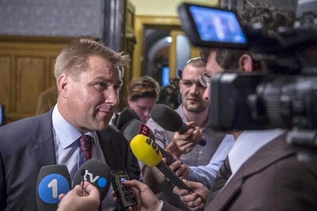 Tony Brunner, presidente del partido ganador en Suiza (UDC). EFE