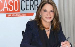 La Dra. Ana María Polo envió un mensaje apoyo a los venezolanos (VIDEO)