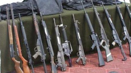 Ordenan instalar cámaras de vigilancia en los parques de armas | Foto NominaGNB