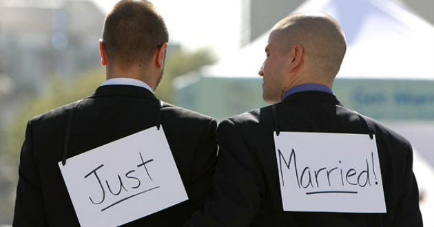 gay matrimonio