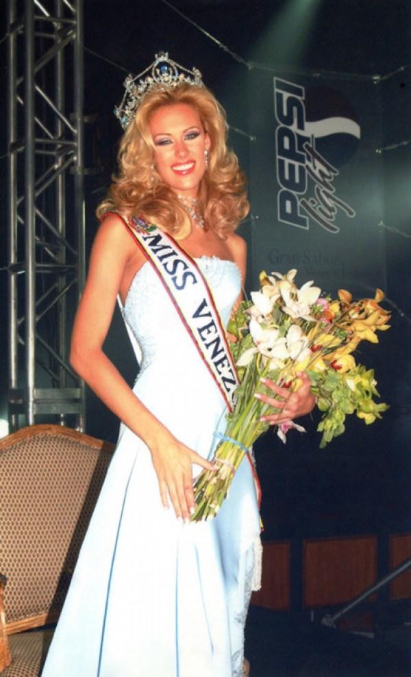 Cynthia Lander, Miss Venezuela 2001.