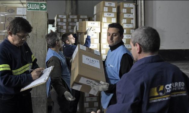 Elecciones Argentina AFP