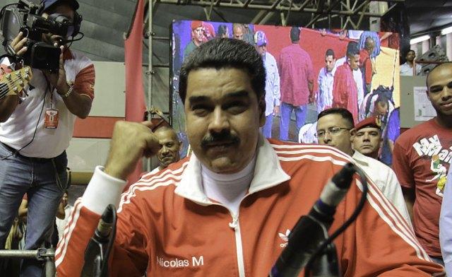 Maduro-conga-codo-980