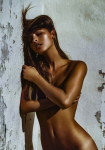 Esta catirita bonita no teme mostrar… su apellido: Marisa Papen se desnuda entera (FOTOS)