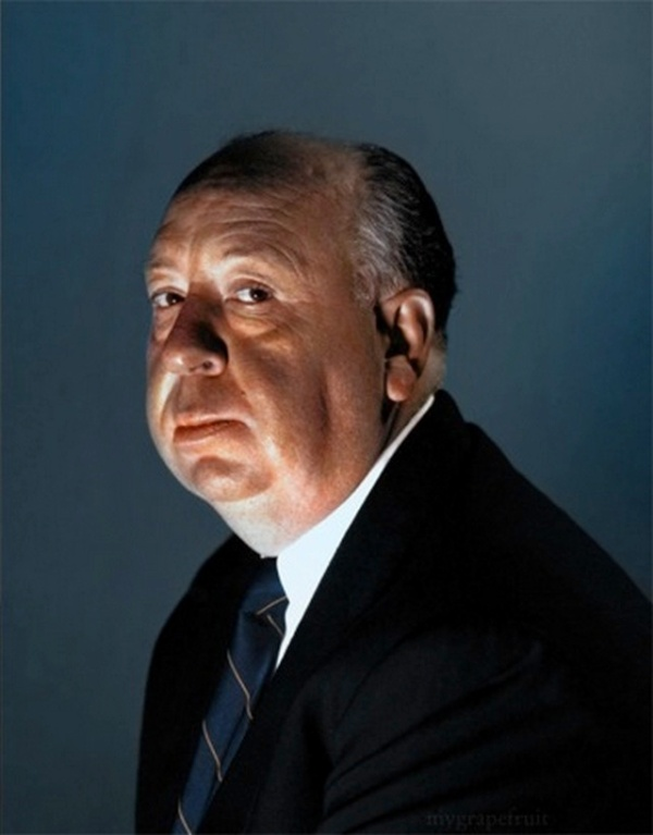 Foto:  Alfred Hitchcock / gizmodo.com