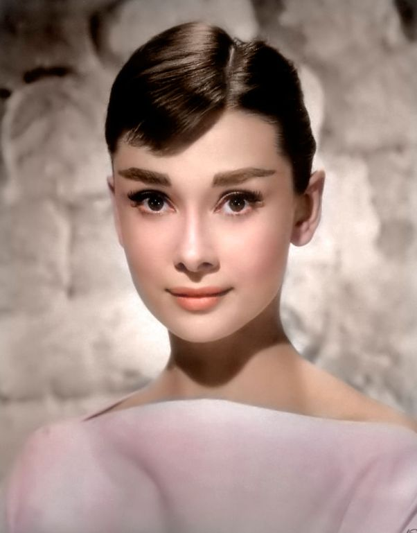 Foto: Audrey Hepburn a principios de los 50  / gizmodo.com
