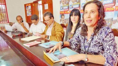 Rosa Amelia Asuaje dijo que su informe fue refutado por no ser incisivo | Foto Archivo El Nacional