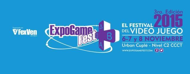 EXPOGAME FEST 2015