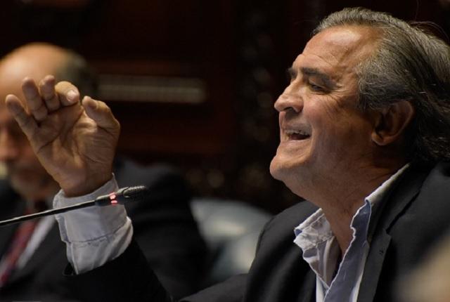 Jorge Larrañaga, Senador de Uruguay y líder de Alianza Nacional