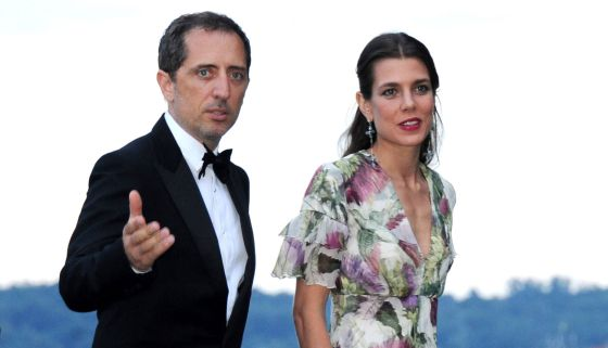 Carlota y Gad